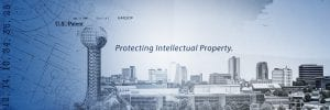 Protecting Intellectual Property Knoxville skyline